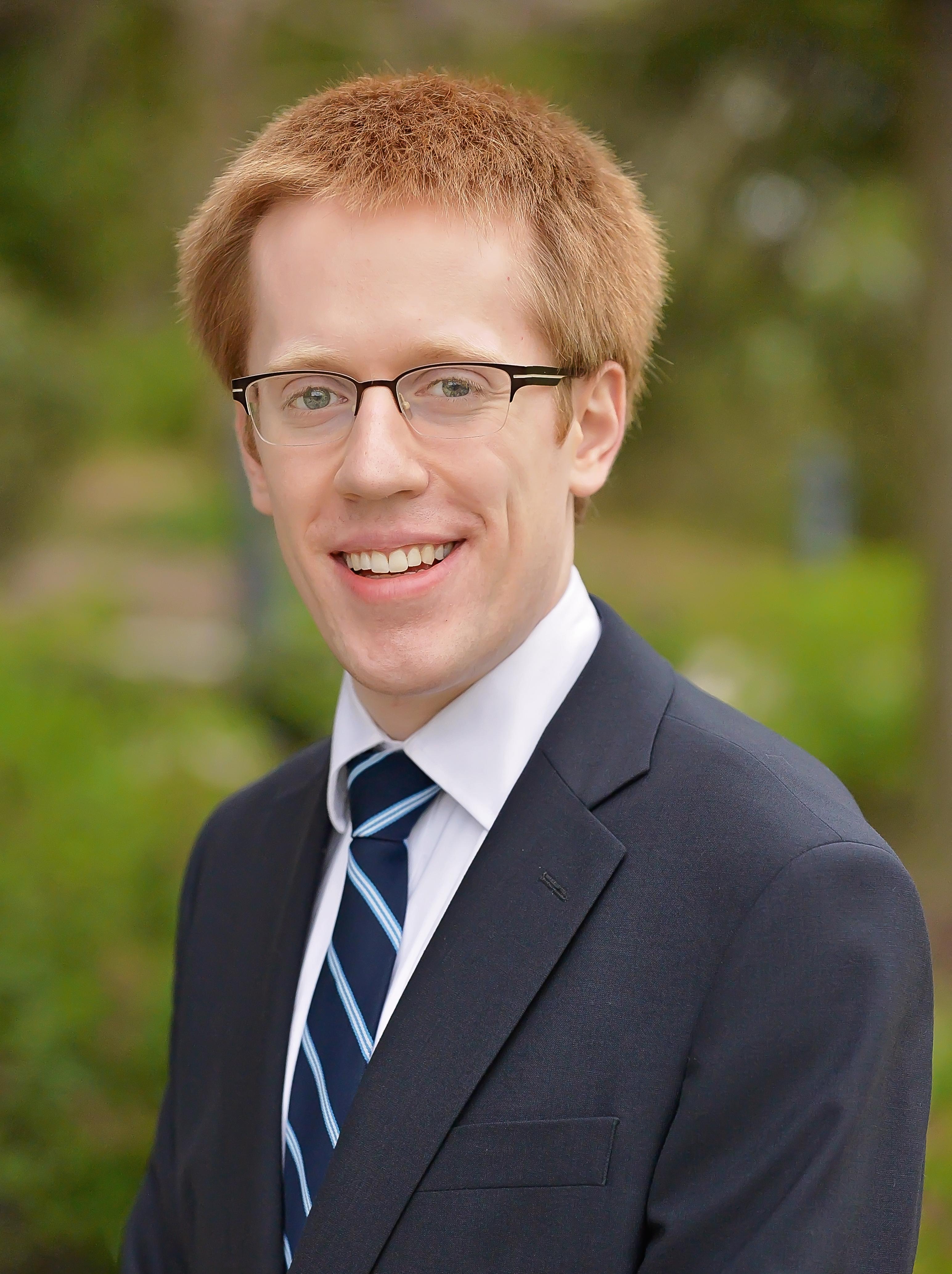 Daniel Gorman Jr. bio photo